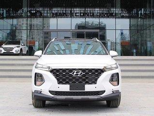 Hyundai Santa Fe ưu đãi lên tới 45 triệu đồng, giá xe tốt nhất tháng 10/2020, xe đủ màu, đủ phiên bản, giao ngay