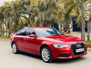 Cần bán gấp Audi A6 đăng ký lần đầu 2011, màu đỏ nhập khẩu nguyên chiếc. Giá chỉ 790 triệu đồng