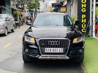Cần bán xe Audi Q5 SX năm 2013, màu đen, xe gia đình. Giá chỉ 939 triệu đồng