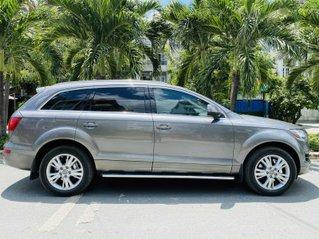 Cần bán xe Audi Q7 đăng ký 2009, màu xám (ghi) chỉnh chủ. Giá 750 triệu đồng