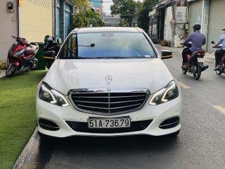 Cần bán xe Mercedes-Benz E class năm 2014, màu trắng xe nhập. Giá chỉ 1 tỷ 80 triệu đồng
