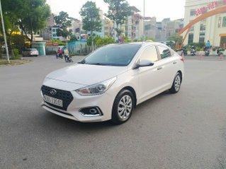 Bán xe Hyundai Accent sản xuất 2020, màu trắng, số sàn, xe đẹp như mới