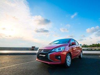 Mitsubishi Attrage CVT sản xuất năm 2020, giao nhanh, khuyến mãi cực khủng - Liên hệ để được giá tốt
