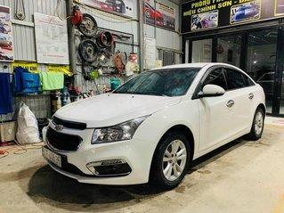 Bán Chevrolet Cruze số sàn 2016, màu trắng