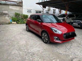 Cần bán xe Suzuki Swift đời 2019, màu đỏ còn mới, giá tốt 536 triệu đồng
