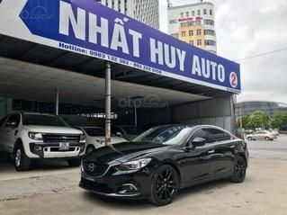 Cần bán Mazda 6 2.5 sản xuất 2016, màu đen, giá 660tr