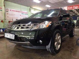 Bán xe Nissan Murano ĐK 2006, nhập Nhật, màu đen