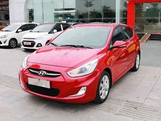 Cần bán lại xe Hyundai Accent Blue năm sản xuất 2015, màu đỏ, nhập khẩu Hàn Quốc chính chủ giá cạnh tranh