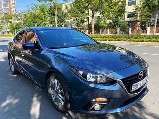 Cần bán xe Mazda 3 1.5AT đời 2016, màu xanh lam chính chủ