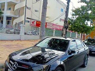 Cần bán gấp Mercedes C230 Avantgarde 2009, màu đen