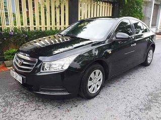 Cần bán xe Daewoo Lacetti đời 2010, màu đen, giá tốt