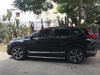 Bán Honda CRV 2018 bản L Turbo 1.5AT, màu đen