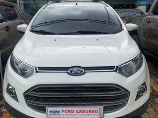 Ford Ecosport 1.5 Titanium SX 2015 số tự động, màu trắng