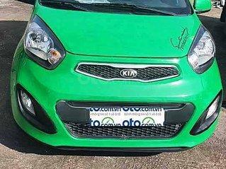 Cần bán Kia Morning đời 2013, màu xanh, giá bán 145 triệu