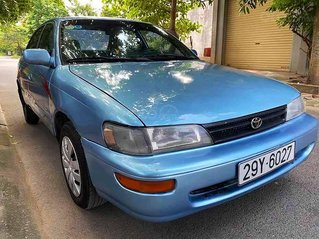 Cần bán Toyota Corolla đời 1992, màu xanh lam