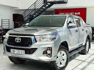 Bán Toyota Hilux đời 2019, màu bạc, nhập khẩu nguyên chiếc còn mới giá cạnh tranh