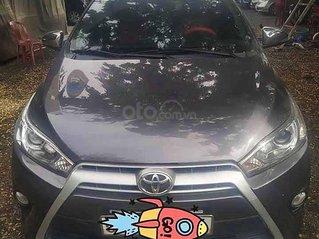 Bán Toyota Yaris năm sản xuất 2015, màu xám, xe nhập xe gia đình