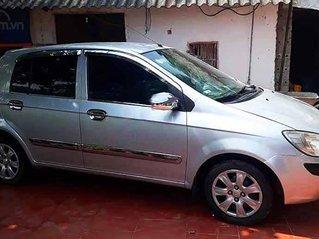 Cần bán Hyundai Getz 1.1 MT đời 2010, màu bạc, nhập khẩu nguyên chiếc