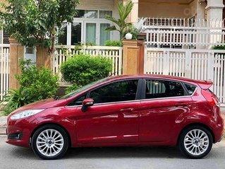 Bán ô tô Ford Fiesta Sport năm 2017, màu đỏ, giá chỉ 420 triệu