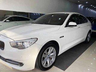 Bán BMW 5 Series 535i GT đời 2014, màu trắng, nhập khẩu