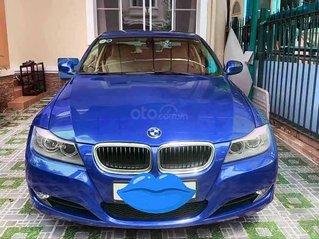 Bán BMW 3 Series 320i năm sản xuất 2011, màu xanh lam, xe nhập