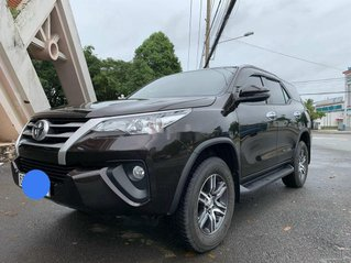 Cần bán gấp chiếc Toyota Fortuner sản xuất 2018