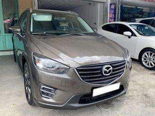 Bán Mazda CX 5 sản xuất năm 2017, màu nâu còn mới, giá tốt
