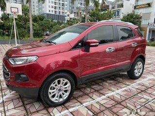 Xe Ford EcoSport 1.5L AT Titanium sản xuất 2016, màu đỏ
