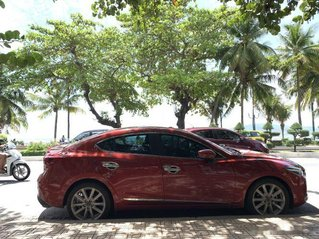 Bán xe Mazda 3 2.0L AT sản xuất 2018, màu đỏ chính chủ, giá 600tr