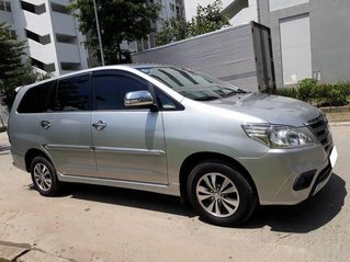 Bán Toyota Innova năm sản xuất 2015, màu bạc còn mới, giá 446tr