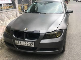 Bán BMW 3 Series 320i đời 2009, màu xám, xe nhập