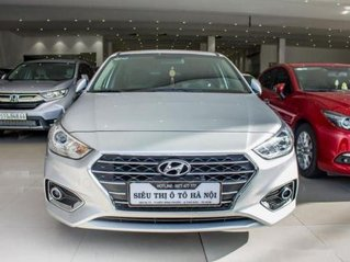 Bán xe Hyundai Accent năm 2018, màu bạc, 480 triệu
