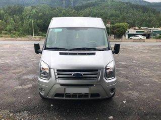 Cần bán xe Ford Transit năm 2018, màu bạc, số sàn