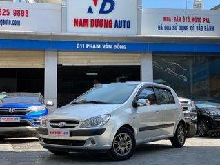 Bán xe Hyundai Getz đời 2007, màu bạc chính chủ