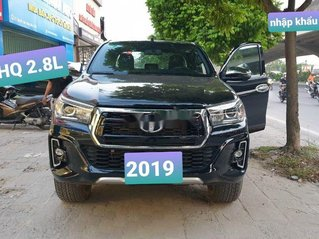 Bán Toyota Hilux đời 2019, màu đen, nhập khẩu nguyên chiếc, giá chỉ 859 triệu