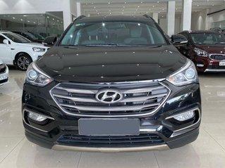 Bán Hyundai Santa Fe sản xuất 2017, màu đen, giá 890tr