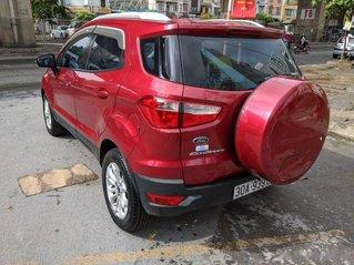 Bán Ford EcoSport sản xuất năm 2015, màu đỏ còn mới