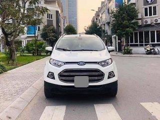 Bán xe Ford EcoSport 1.5L AT Titanium sản xuất 2017, màu trắng