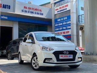 Cần bán gấp Hyundai Grand i10 đời 2019, màu trắng chính chủ