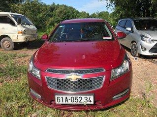 Bán lại xe Chevrolet Cruze năm sản xuất 2011, màu đỏ, 291tr