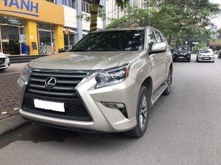 Bán xe Lexus GX sản xuất 2016, màu vàng, nhập khẩu nguyên chiếc còn mới