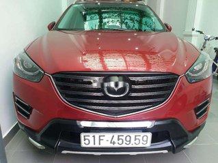 Cần bán lại xe Mazda CX 5 sản xuất năm 2017, màu đỏ, giá chỉ 720 triệu