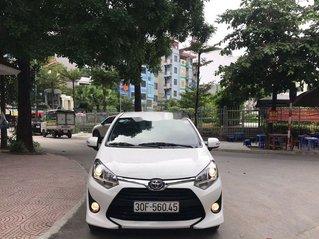 Bán Toyota Wigo đời 2019, màu trắng, xe nhập