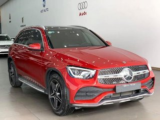 Bán xe Mercedes GLC 300 năm 2020, màu đỏ