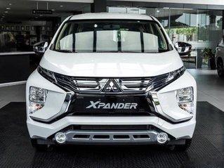 Bán Mitsubishi Xpander 1.5 AT năm 2020, màu trắng số tự động, mới 100%