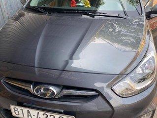 Cần bán lại xe Hyundai Accent 2011, màu xám, xe nhập chính chủ, giá tốt