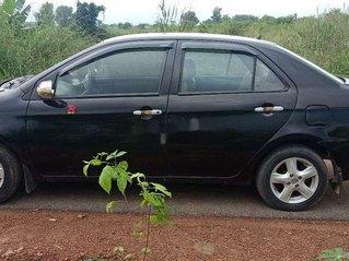 Bán xe Toyota Vios 2007, màu đen số sàn, giá chỉ 149 triệu