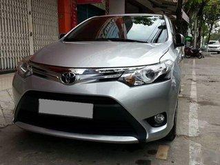 Xe Toyota Vios 2016, màu bạc còn mới, 436 triệu