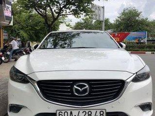 Bán Mazda 6 năm 2017, màu trắng còn mới