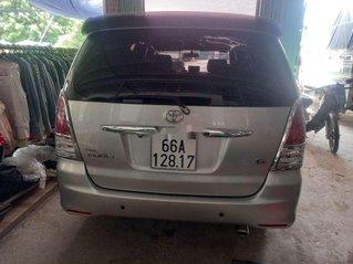 Bán xe Toyota Innova sản xuất năm 2011, màu bạc chính chủ, 339tr